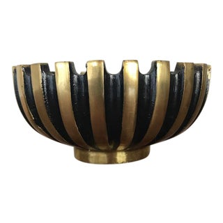 Vintage Pal Bell Brass Bowl