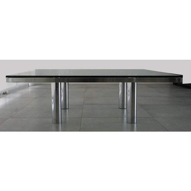 Tobia Scarpa André Tobia Scarpa Gavina Coffee Table For Sale - Image 4 of 7