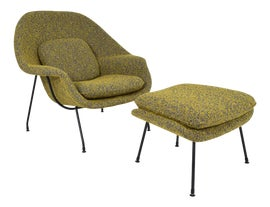 Image of Eero Saarinen Accent Chairs