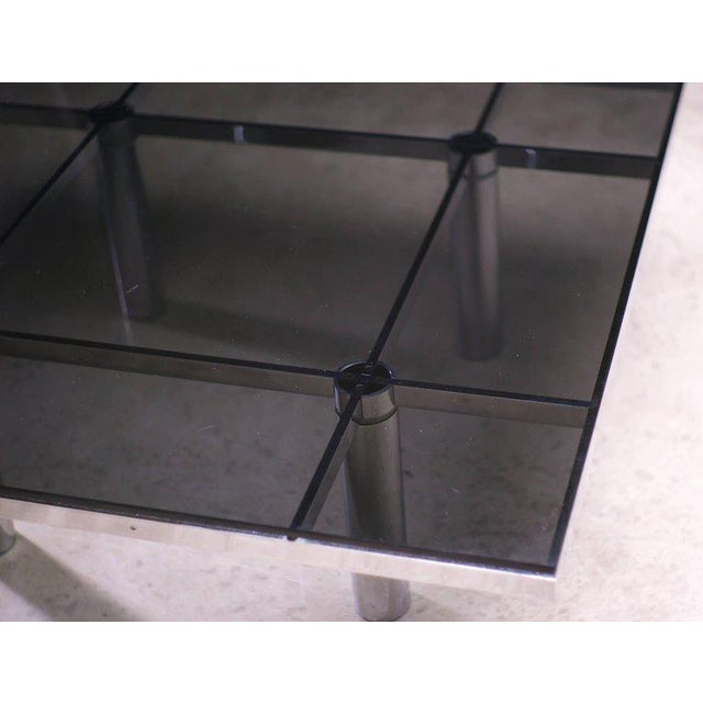 Andre Coffee Table Designed by Afra and Tobia Scarpa for Knoll International For Sale - Image 6 of 8