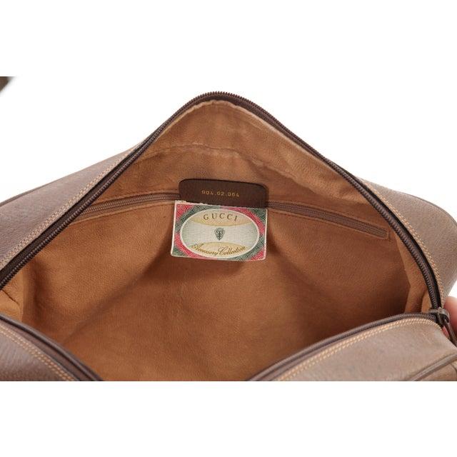 d5ae26a2bd9e Vintage Gucci Accessory Collection Era Class Monogram Messenger Bag For  Sale - Image 9 of 11