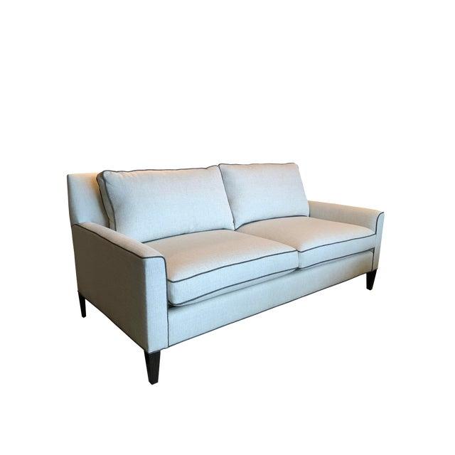 Modern C. R. Laine Dawson Apartment Sofa   Chairish