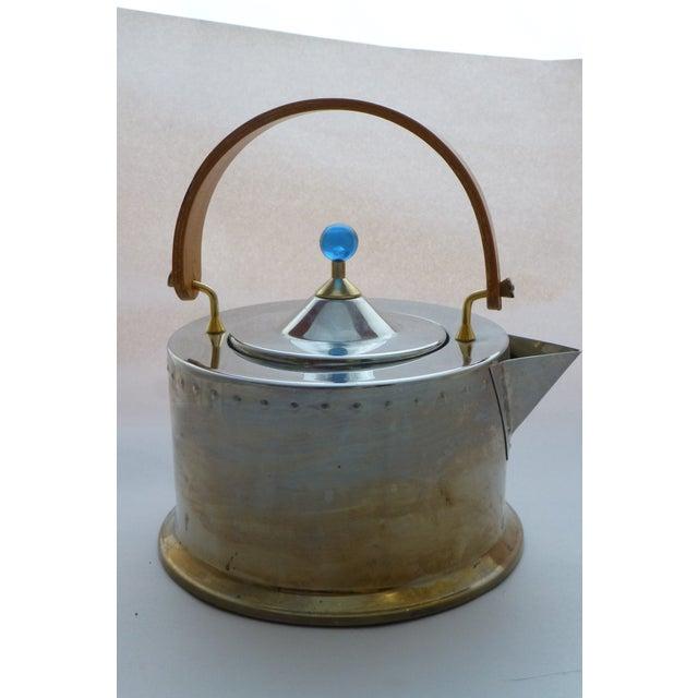 Vintage Carsten Jorgensen Danish Modern Bodum Osiris Teapot For Sale In Boston - Image 6 of 11