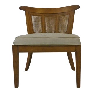 Drexel Mid-Century Slipper Chair For Sale