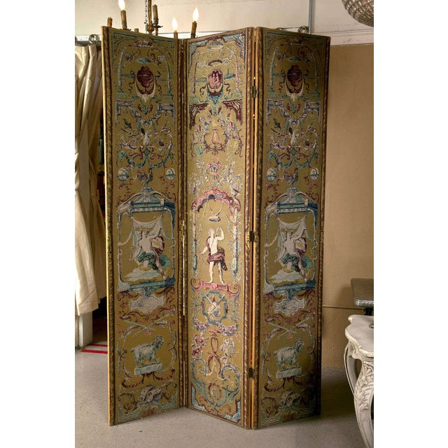 Renaissance Revival Style Screens - A Pair - Image 2 of 6