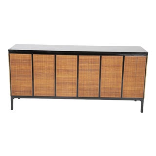 Paul McCobb for Calvin Ebonized Credenza Model 7707 For Sale