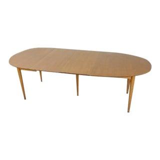1960s Mid-Century John Stuart Expandable Dining Table For Sale