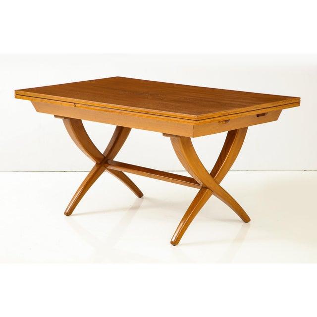 Guglielmo Pecorini Extension Dining Table For Sale - Image 13 of 13
