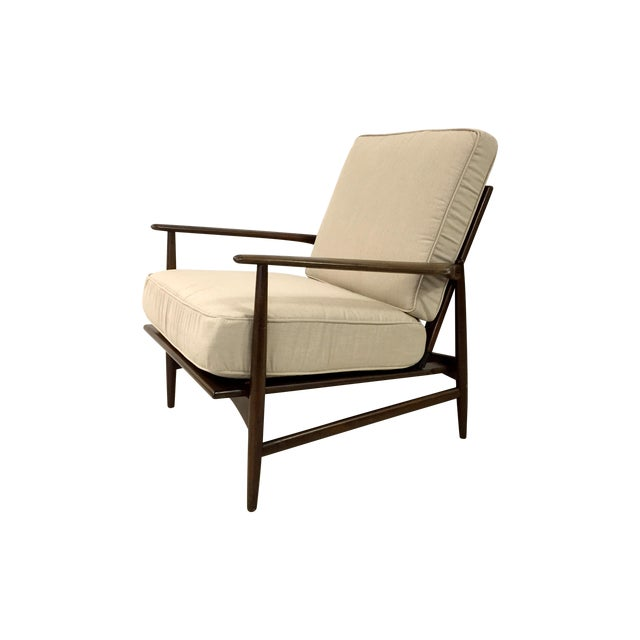 Kofod Larsen for Selig Vintage Danish Lounge Chair - Image 1 of 10