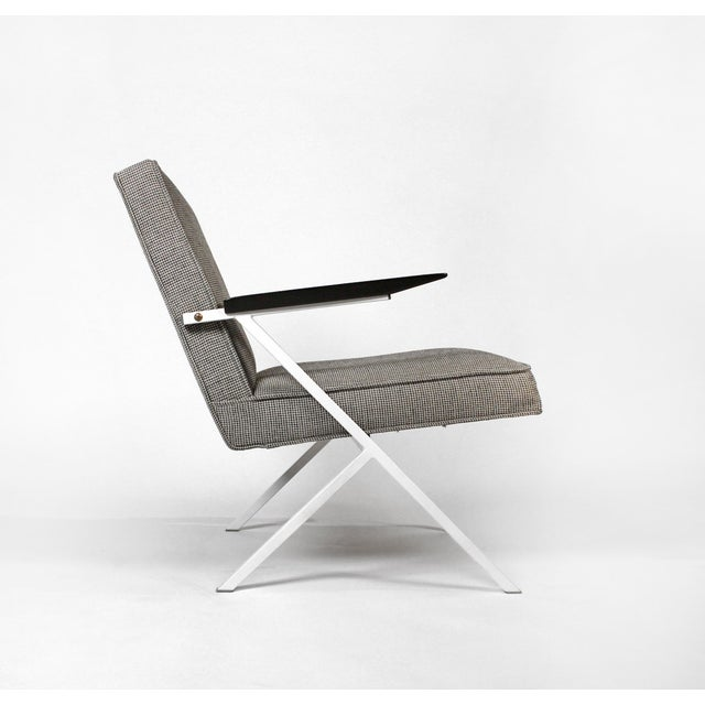 Ladislav Rado Cantilevered Lounge Chairs for Knoll and Drake, 1950s For Sale - Image 10 of 10