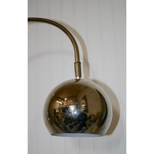 Crystal Base Task Lamp For Sale - Image 4 of 5