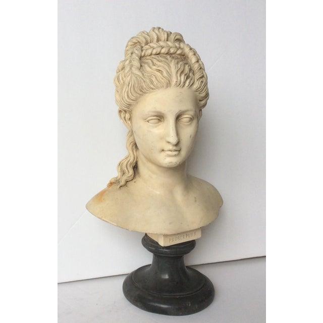 Decorative Proserpina Bust - Image 2 of 10