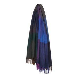 Arran Pyramid Cashmere Throw, Multi For Sale