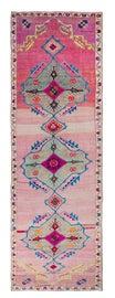 Image of Raspberry Pink Traditional Handmade Rugs