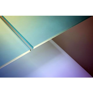"""""""Parallel"""" Contemporary Minimalist Abstract Archival Pigment Print on Fine Art Matte Paper by Reed Hearne For Sale"""