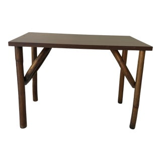 Midcentury Bentwood Coffee Table/Side Table For Sale