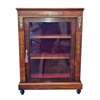 19c French Louis XVI Style Vitrine