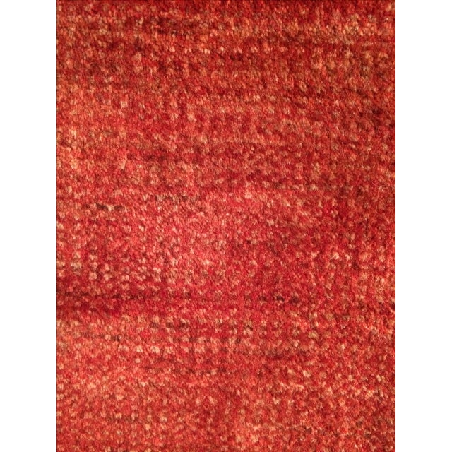 Persian Gabbeh Rug- 5′1″ × 6′6″ - Image 3 of 4