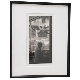 "Richard Blair ""Daily News - Chinatown"" San Francisco Photograph C.1974 For Sale"