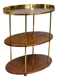 Image of Campaign Bar Carts and Dry Bars