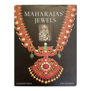 Maharaja's Jewels Table Book by Katherine Prior, Assouline For Sale