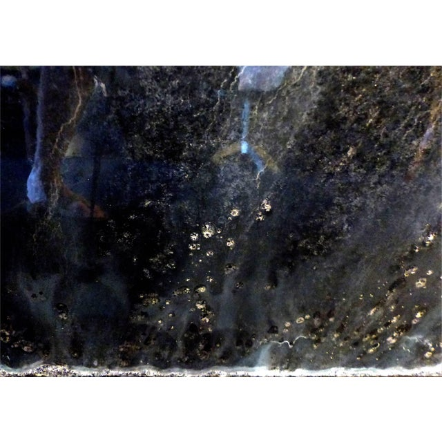 """Andre Brando Abstract Painting by Titled """"Space"""" For Sale - Image 4 of 11"""