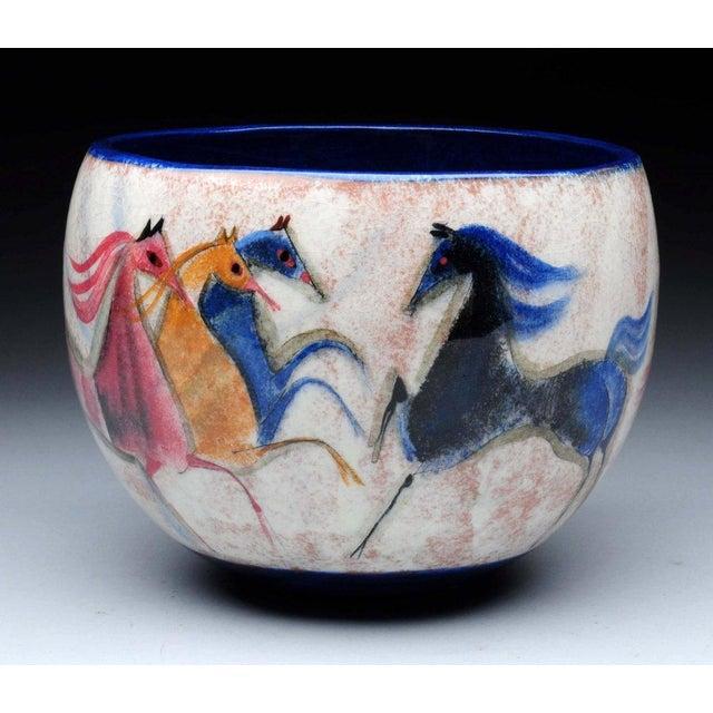 Polia Pillin Mid-Century Ceramic Vase - Image 2 of 5