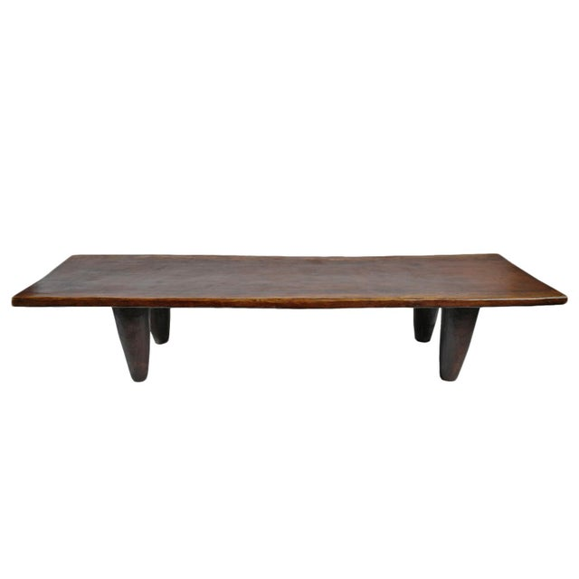 Senufo Tribal Bench Table For Sale In Los Angeles - Image 6 of 6