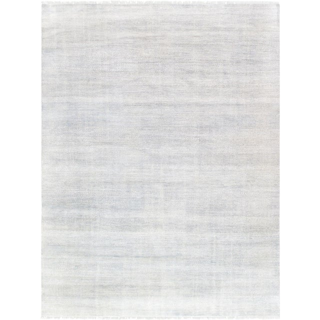 "Pasargad Transitional Silk & Wool Area Rug - 8'11"" X 11'10"" - Image 1 of 2"
