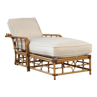 Celerie Kemble - Mimi Outdoor Morris Adjustable Chaise Lounge For Sale