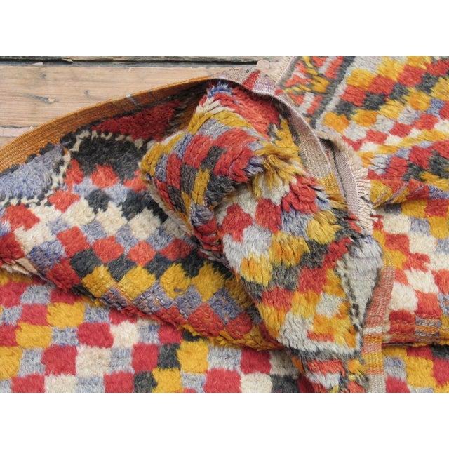 "1950s ""Tulu"" or ""Yatak"" Rug For Sale - Image 5 of 5"