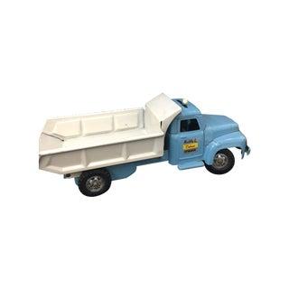 1950's Buddy L Hydraulic Toy Dump Truck For Sale