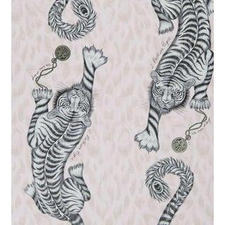 Emma J Shipley Tigris Wallpaper by Clarke & Clarke - Price Per Yard For Sale