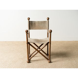 1950s Vintage Safari Chair Preview