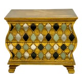 Image of Jamestown Lounge Co. Florentine Giltwood Chest / Side Table For Sale
