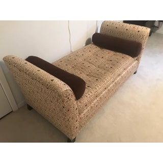 Traditional Style Brown Upholstered Bench Preview