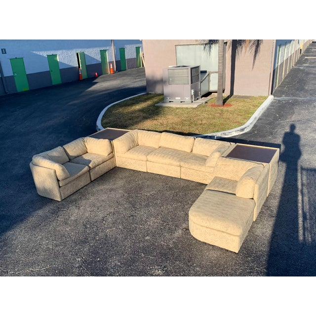 1970s Milo Baughman Sectional Sofa for Thayer Coggin For Sale - Image 13 of 13