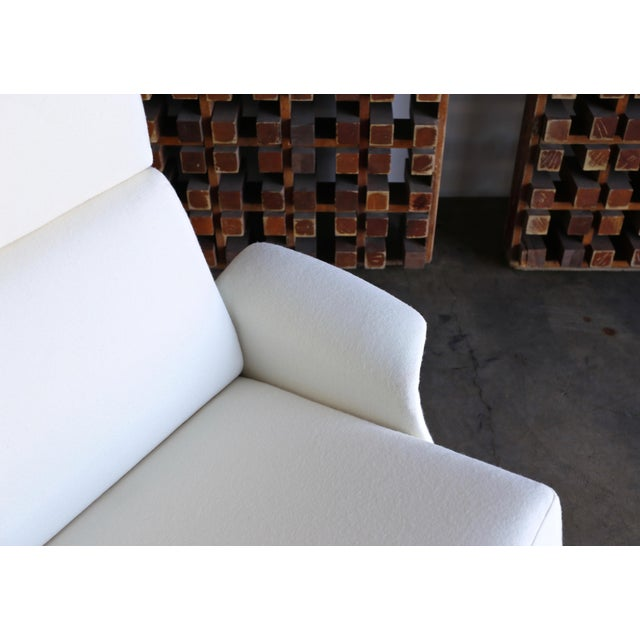 """Ib Kofod-Larsen """"Adam"""" Lounge Chairs for Mogens Kold Møbelfabrik Circa 1960 - a Pair For Sale In Los Angeles - Image 6 of 13"""