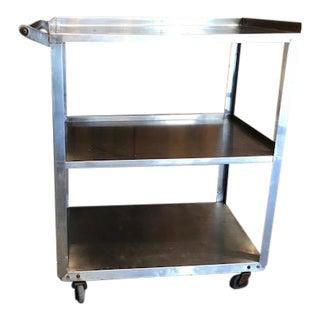 Industrial Stainless Steel Cart