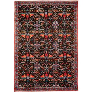 """Vintage Persian Tabriz Rug – Size: 2' 7"""" X 3' 6"""" For Sale"""