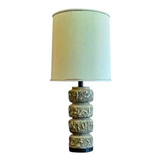 Quartite Creative Corp. Plaster Tier Lamp For Sale