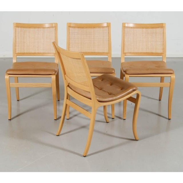 Nils Rooth for DUX Dining Chairs - Set of 4 - Image 2 of 6