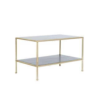 Sabin Angeles Rectangle Side Table For Sale