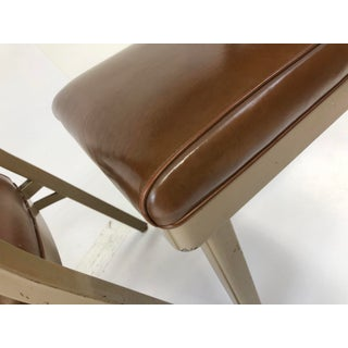 Vintage Industrial Brown Office Chairs - a Pair by All Steel Furniture Preview