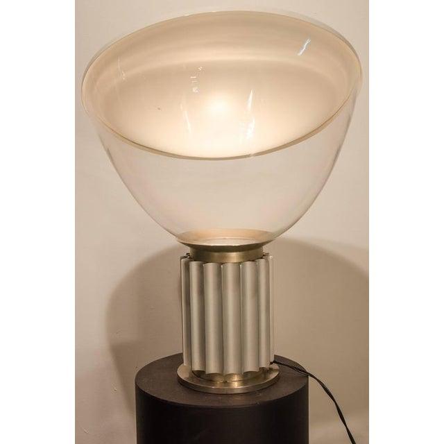 Taccia Blown Glass Lamp - Image 6 of 9