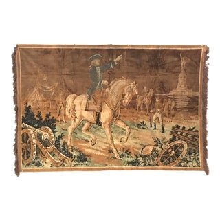 Revolutionary Themed Tapestry For Sale