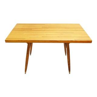 1960s Ilmari Tapiovaara for Laukaan Puu Dining Table For Sale
