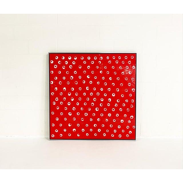 2020s John O'Hara. Dm 1. Encaustic Painting For Sale - Image 5 of 6