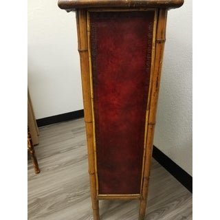 1850s Asian Bamboo Three Shelf Book or Display Case Preview