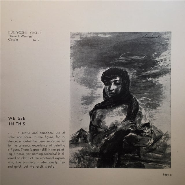 110 American Painters of Today, Walker Art Center For Sale - Image 5 of 9